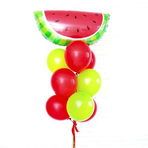 красивые композиции и подарки из воздушных шаров с доставкой в города Ногинск, Электросталь, Павловский Посад, Реутово