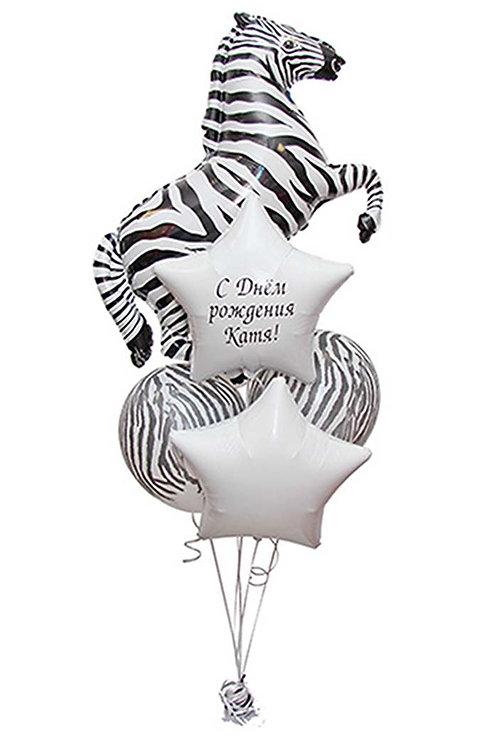 красивые композиции и подарки из воздушных шаров с доставкой в города Ногинск, Электросталь, Павловский Посад, Раменское