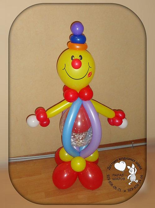 Клоун маленький №1