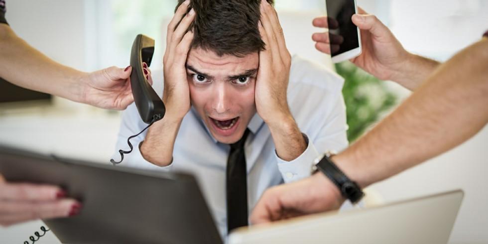 Maak werk van stress - Individueel traject