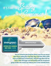 Customer Appreciation Event Flyer