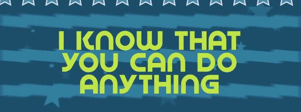 Nothing Is Impossible Lyric Video