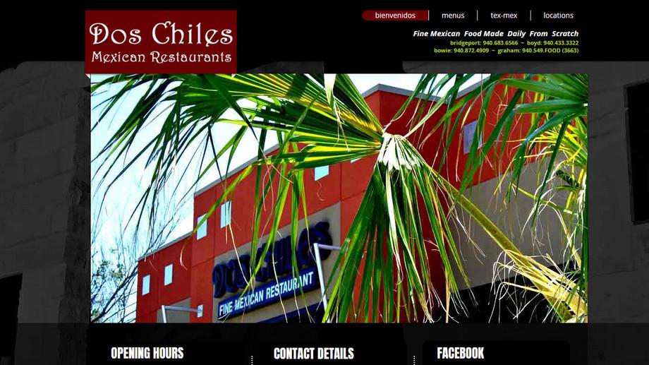 Dos Chiles | Mexian Restaurants