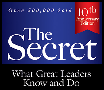 """The Secret"" by Ken Blanchard & Mark Miller"