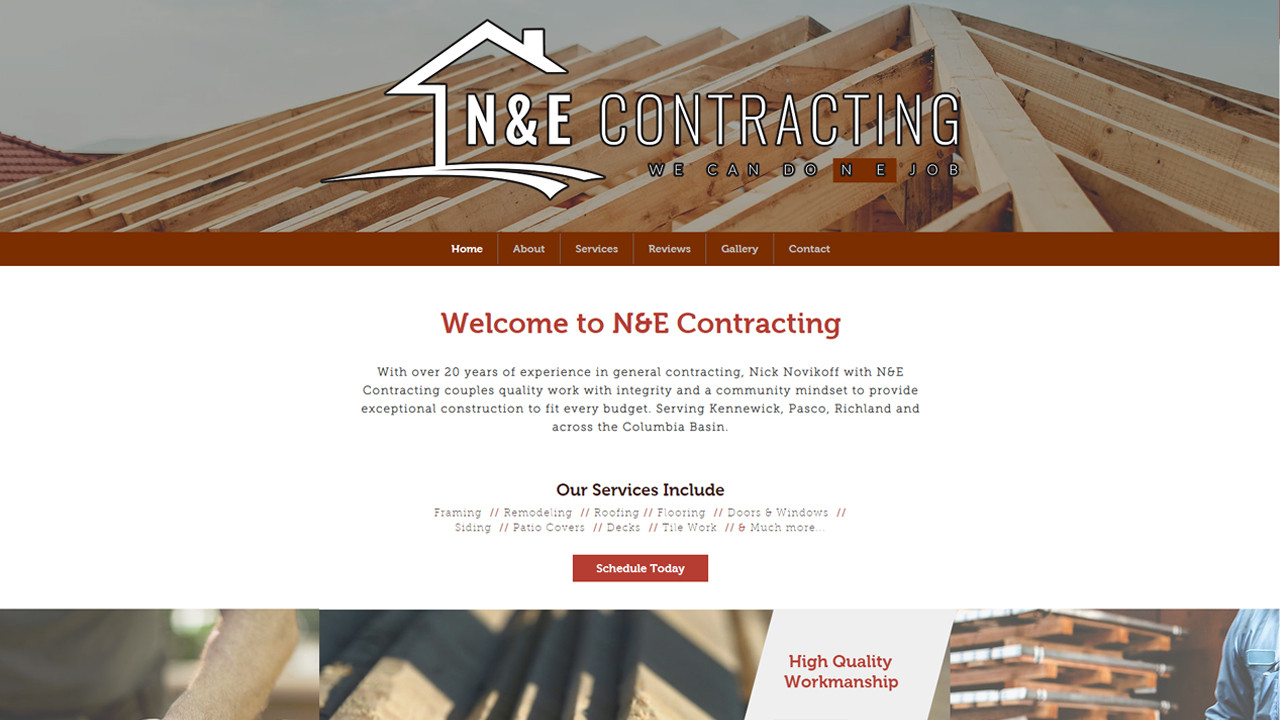 N&E Contracting | General Contractor