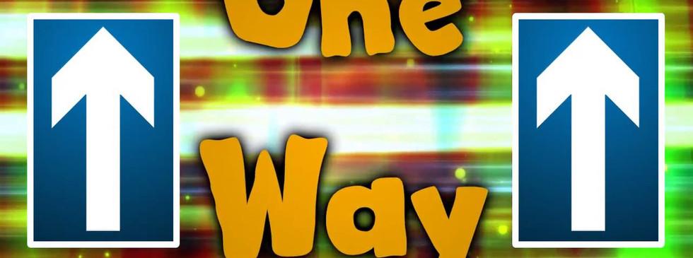 One Way Lyric Video