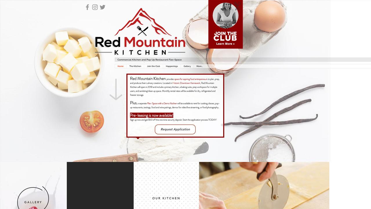 Red Mountain Kitchen