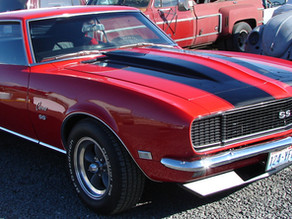5 Things to Keep in Mind When Buying a Classic Car