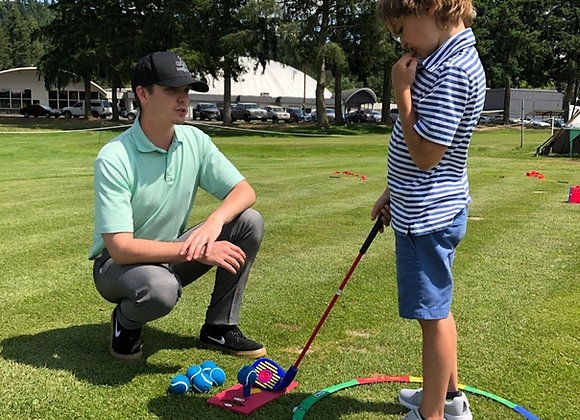 One-Day Junior Golf Camp - 1/25/21