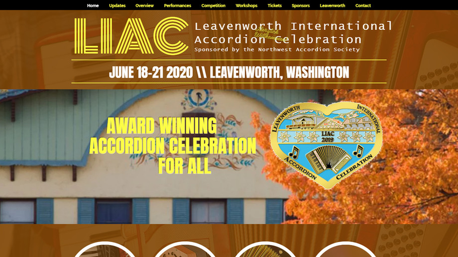 Leavenworth Int'l Accordion Celebration