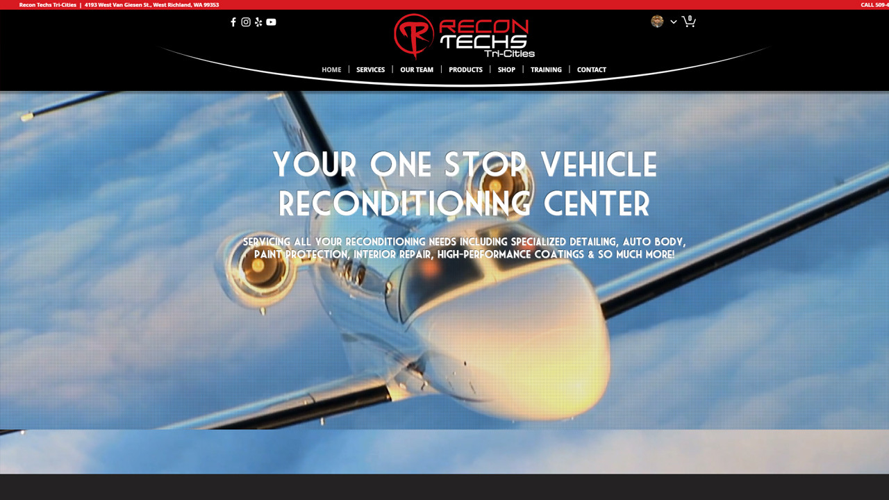 Recon Techs | Vehicle Detailing & Reconditioning