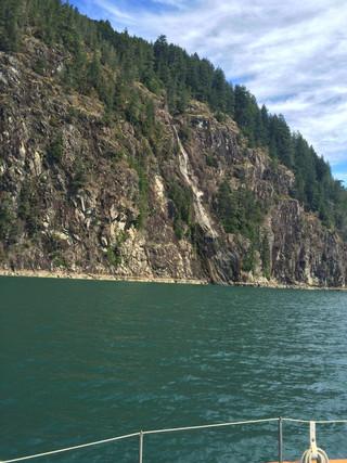 013 - Toba Inlet And Toba Wilderness marina