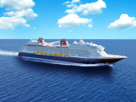 Disney Wish Setting Sail Summer 2022