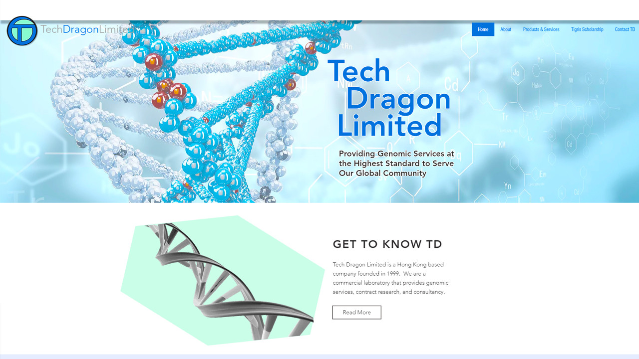 Tech Dragon Limited - Genetic Lab