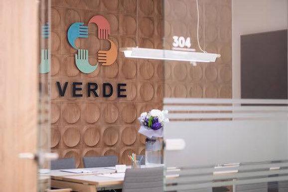 Запуск онлайн освітньої платформи з VERDE