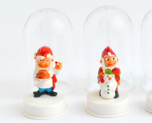 סנטה קונדיטור וסנטה עם אישלג - 2 מלחיות