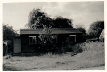 The first Wargrave Guide Hut