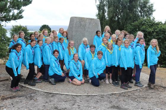 Full group photo!