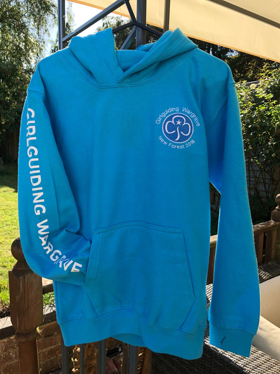 Our hoodies are ready to go!