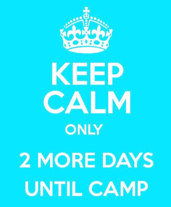 2 days to go!