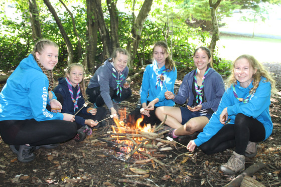 Some more photos from our bushcraft activity this morning