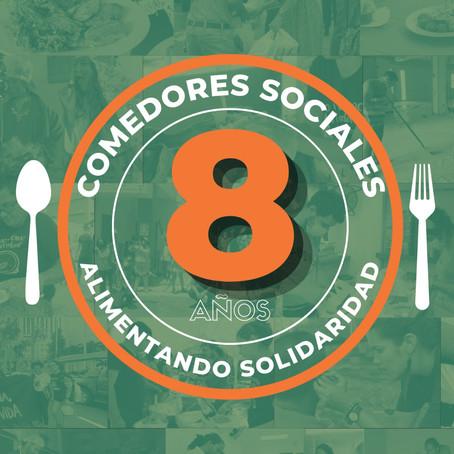 8 años de Solidaridad