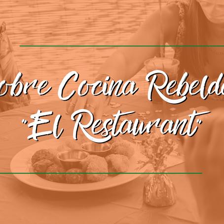 Menú: Sábados de Restaurant
