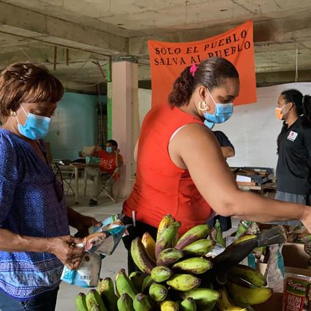 Exitosa primera venta pro Súper Solidario Coop