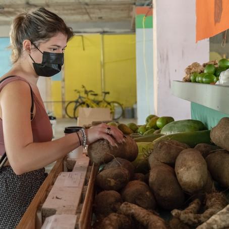 Incrementan los alimentos locales en la tercera venta del Súper Solidario Coop