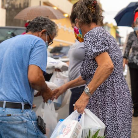 Celebran Segundo Día de Acción Solidaria en Caguas