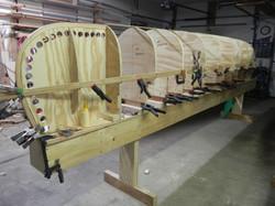 Maple & Cedar Canoe
