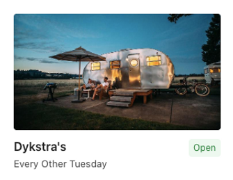 trailer at dusk (Dykstra Group)