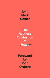 the ruthless elimination of hurry book