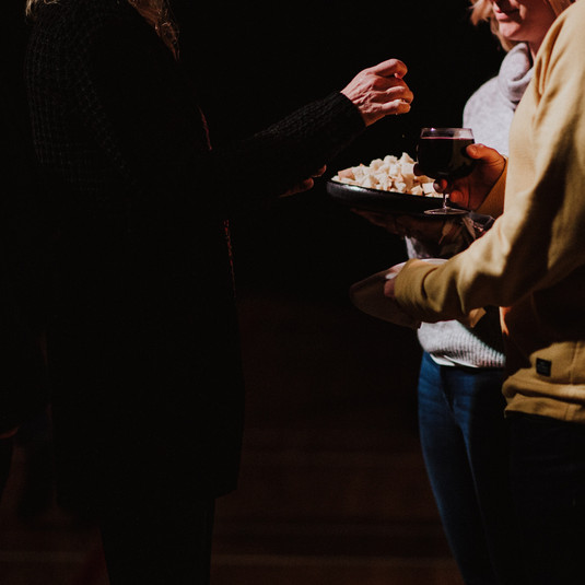 How Communion Changed for Me, How it Might Change for Us