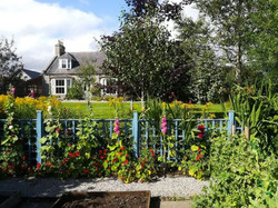 Cottage Garden View