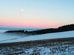 Local Landscape Sunset