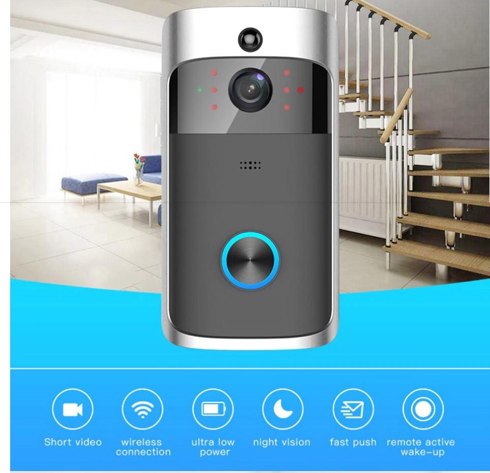 Stylish WiFi Doorbell
