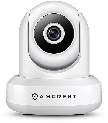 HD 720P WiFi Video Monitoring Security IP Camera (White).