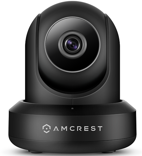 HD 720P WiFi Video Monitoring Security IP Camera (Black)