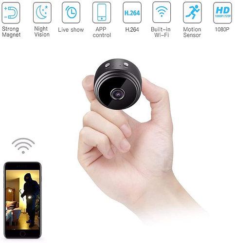Mini Camera Full HD 1080P IR Night Vision.