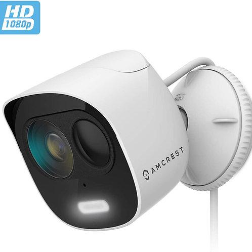 Amcrest SmartHome 1080p WiFi Outdoor Security Camera.
