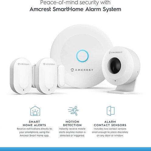 Amcrest Home/Business Smart Security System.
