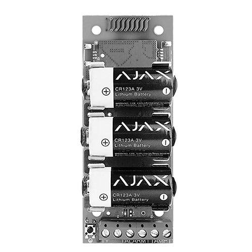 AJAX Transmitter Wireless Integration