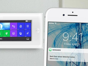 Home and Business Security has gone Mobile and it's not Turning Back.