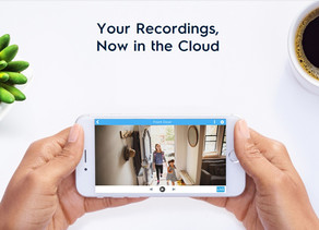 The Benefits of Cloud Storage for Security Cameras and Why You Should Not Use a DVR/NVR System.