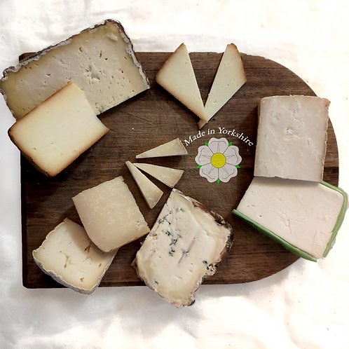 Yorkshire Selection - Cheesemonger's Choice