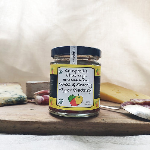 Campbell's Chutney Sweet and Smokey Pepper