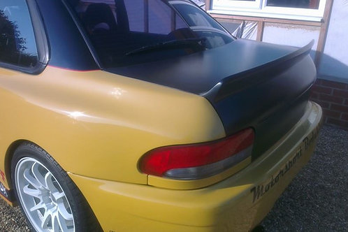 CLASSIC GC8 DUCKTAIL BOOTLID