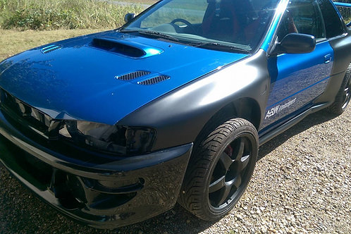 SUPERWIDE WRC 2DR FRONT WINGS (60mm)