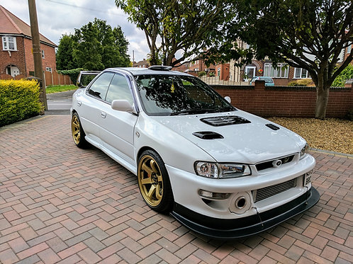 22B STYLE 4DR BODYKIT (35mm)